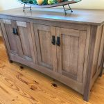 Dustin Quarter-Sawn Oak Buffet