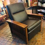 Horizon Leather Recliner