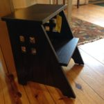 Mackintosh Oak Step Stool