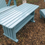 Outdoor Coffee Table Mission Pine