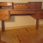 Cherry Rosebud Desk