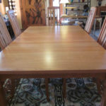 Rosebud Cherry Dining Table Top