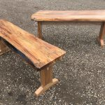 Spalted Maple 45In Bench Pair