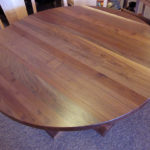 Valmont Walnut Table Top Lr