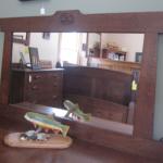 Acorn Dresser Mirror