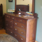Acorn Quarter-Sawn Oak Dresser
