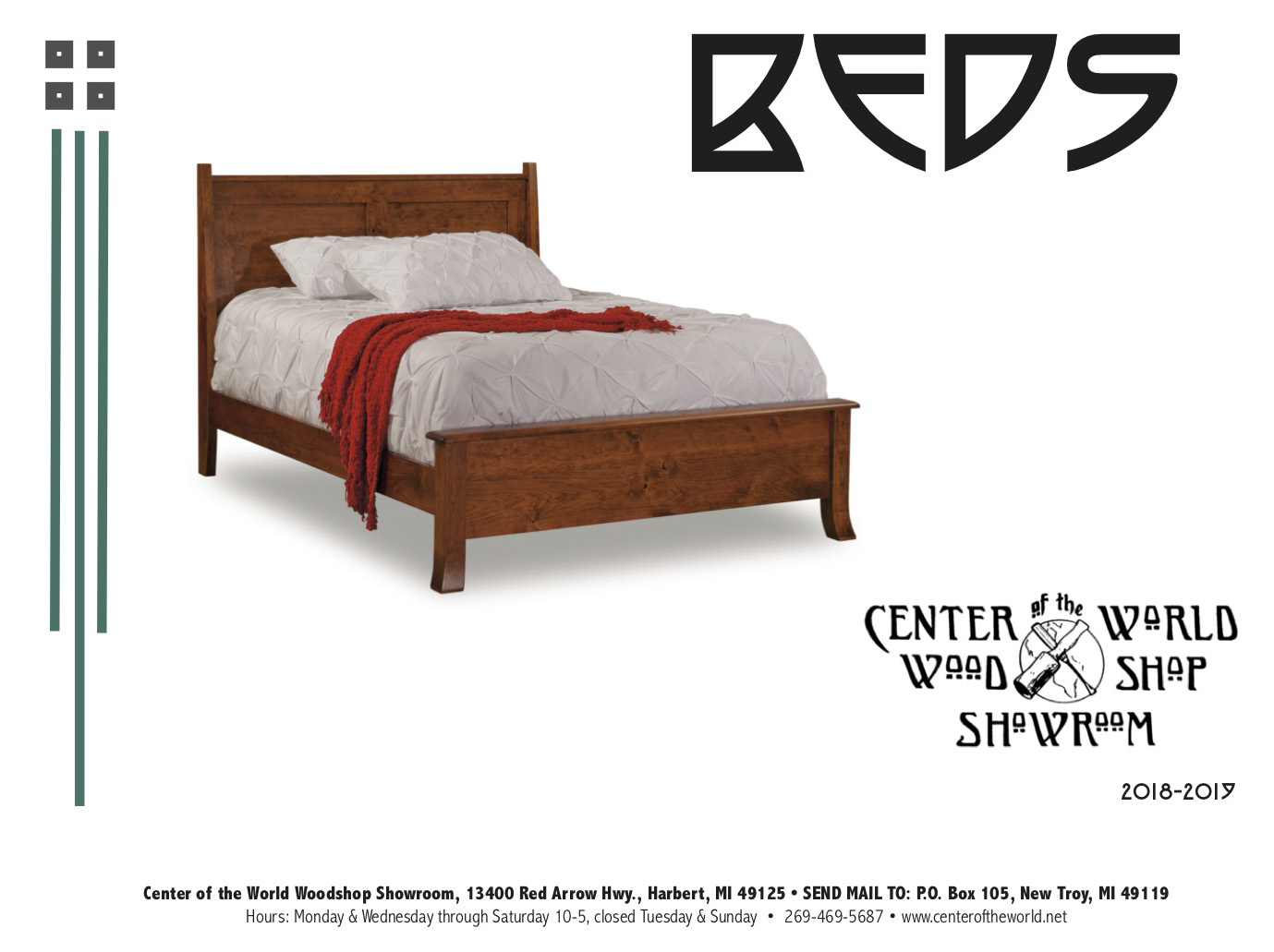 Beds Catalog Cover Image
