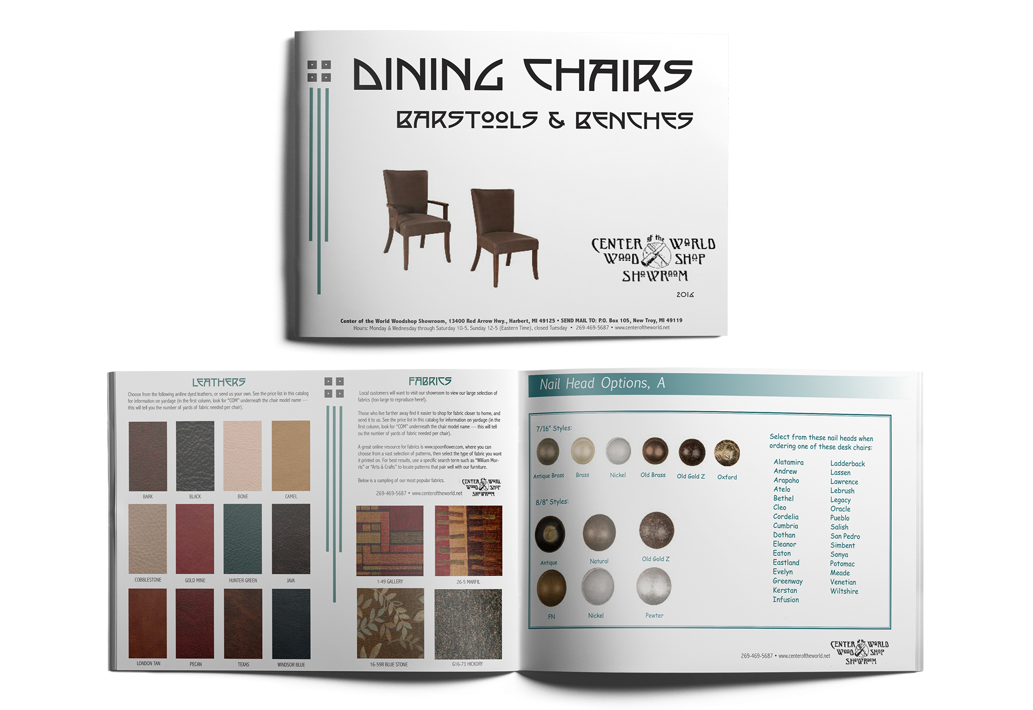 Chair Catalog