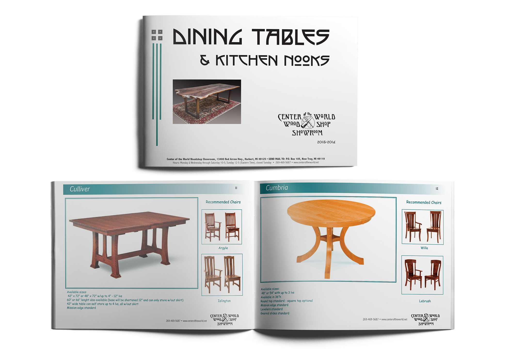 Dining Tables Catalog