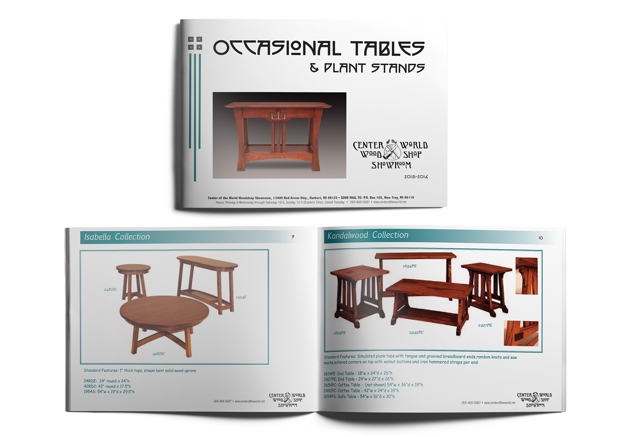 Occassional Tables Catalog