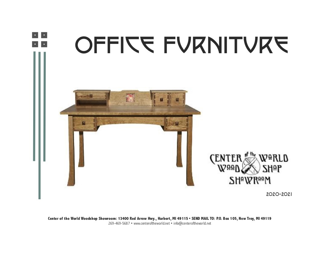 Office Catalog Cover