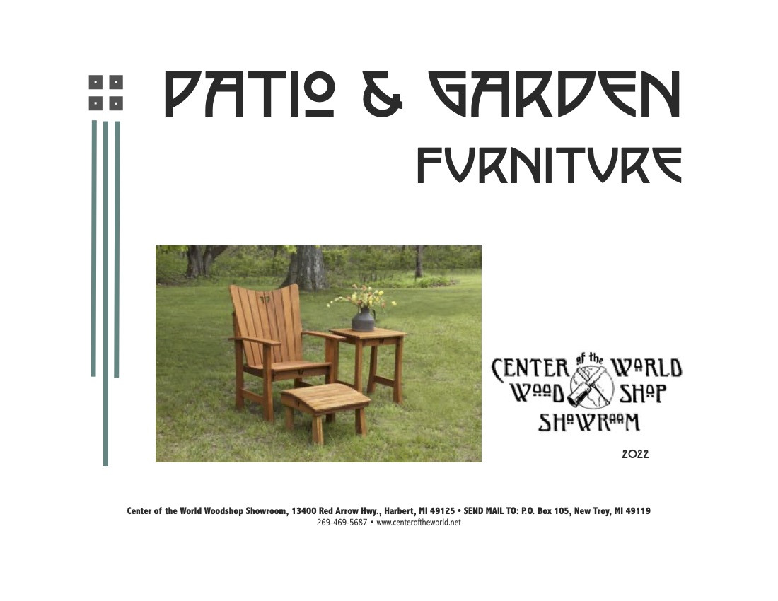 Outdoor Catalog Cover