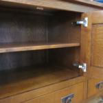 Hasting Cabinet Interior