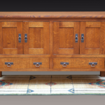 ​Hastings Quarter-Sawn Oak Buffet