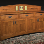 ​Randalay Quarter-Sawn Oak Buffet