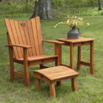 ​Stag Run Mahogany Outdoor Chair