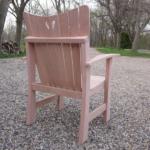 Stag Run Chair Back Detail