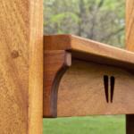 Stag Run Chair Detail