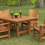 ​Stag Run Mahogany Outdoor Dining Table